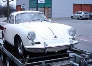 Porsche 356 C Cpe.