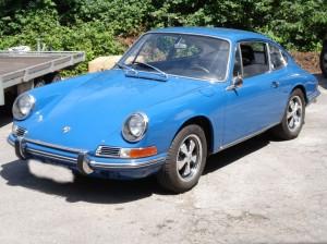 Porsche 911 Cpe. 1965