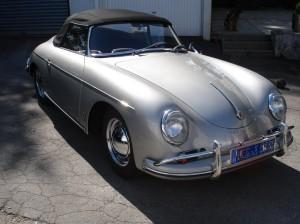 Porsche 356 A Conv. D