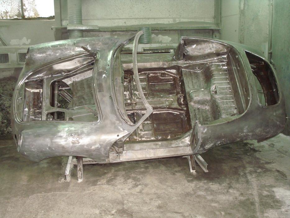 Porsche 356 C Cabrio 356 Service