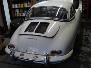 Porsche 356 C Cabrio